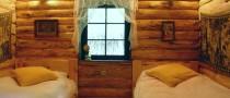 Wnętrze domku 'Pod Strzechą'